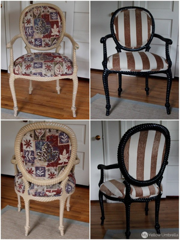 Shelbi Chair Before and After