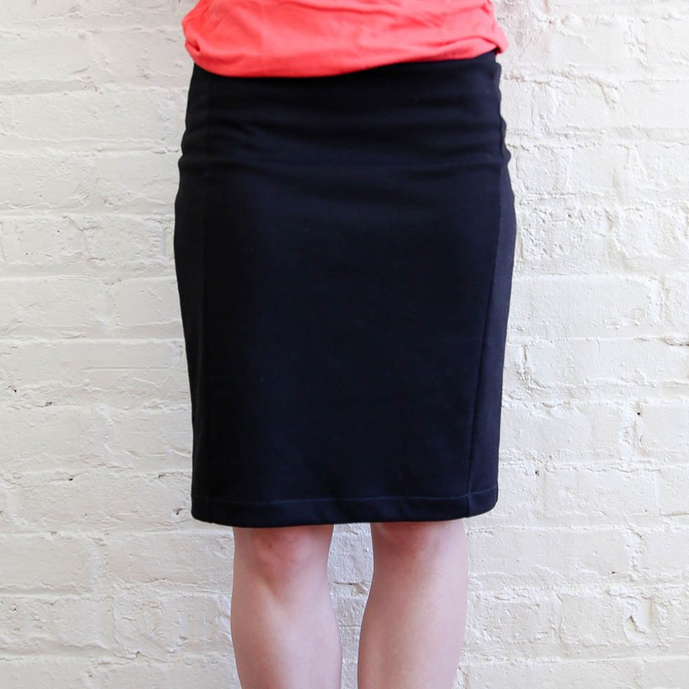 Mabel Skirt Black
