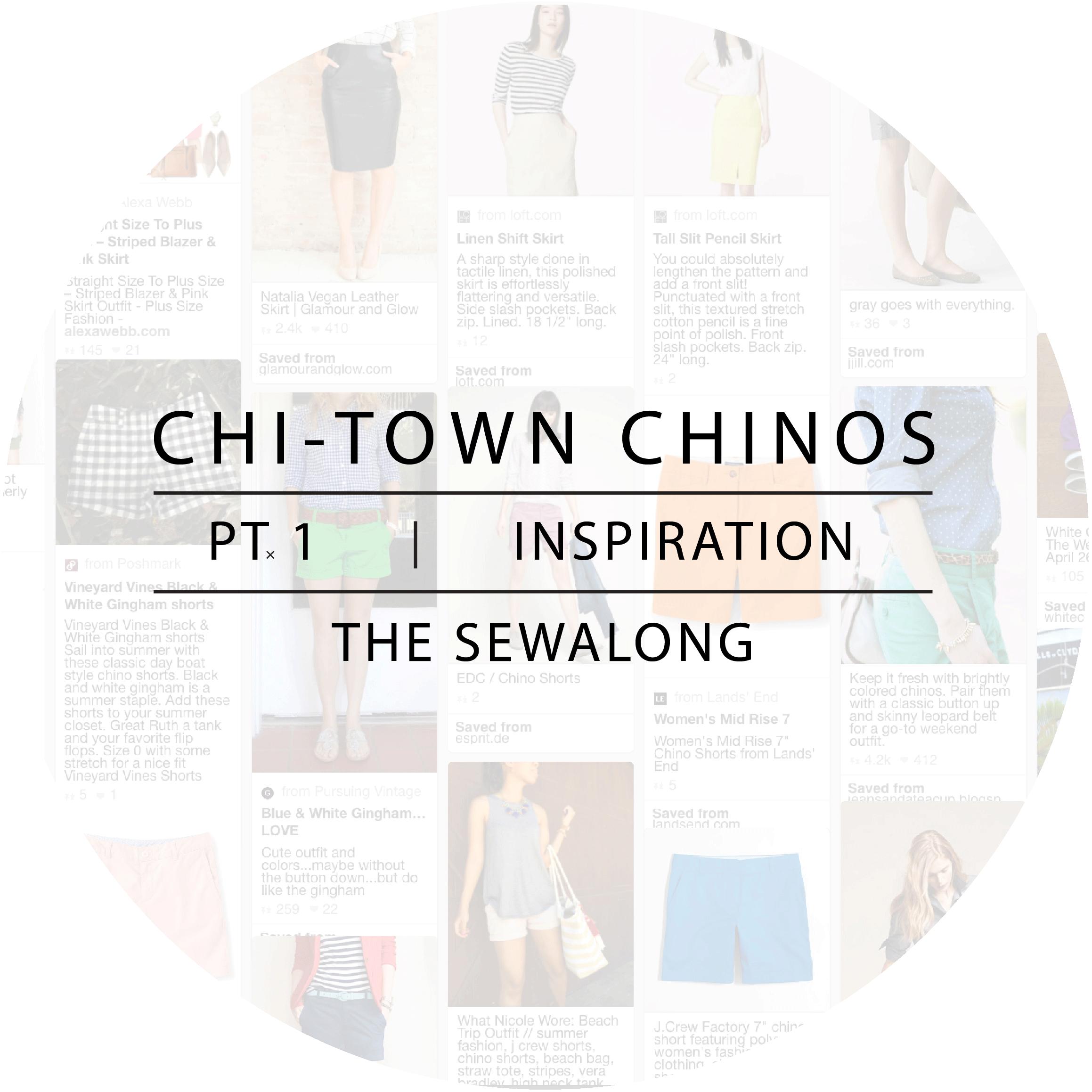 Chi-Town Chinos Sewalong Pt. 1
